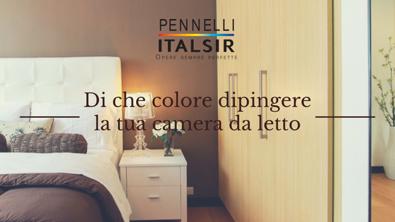 Come Colorare La Camera Matrimoniale.Di Che Colore Dipingere La Tua Camera Da Letto